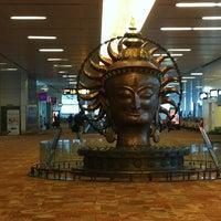 Photo taken at Terminal 3 by Shalu C. on 1/17/2013