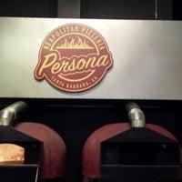 Photo taken at Persona Neapolitan Pizzeria by Kit Cat B. on 11/17/2013
