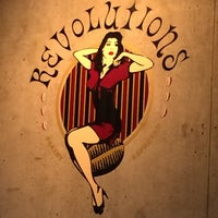 Photo taken at Revolutions Espresso & Bakery by Alvin on 1/24/2015