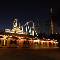 Photo taken at Knott's Berry Farm by Winson N. on 5/18/2013