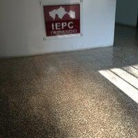 Photo taken at IEPC [Instituto Electoral y de Participación Ciudadana de Tabasco] by NOMOCA on 3/21/2013