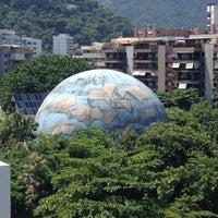 Photo taken at Planetário da Gávea by Kelly N. on 3/10/2013