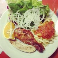 Photo taken at Restaurante Romana Becker by Nina G. on 8/1/2013