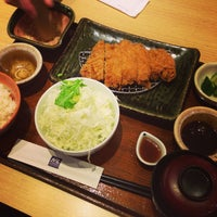 Photo taken at 大戶屋 Ootoya by Chieh H. on 3/9/2014