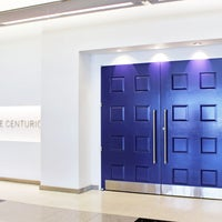 Photo taken at The Centurion Lounge by American Express by The Centurion Lounge by American Express on 10/16/2013