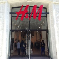 Photo taken at H&M by James R. on 3/3/2013