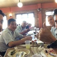 Photo taken at Restaurante Pedra Branca by Geraldo J. on 7/17/2014
