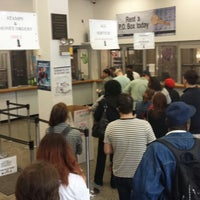 Photo taken at USPS Post Office - Hell Gate Station by Daniel R. on 5/10/2014