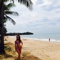 Photo taken at Lanta Casuarina Beach Resort Koh Lanta by Borisova on 11/10/2014