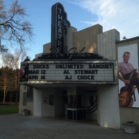 Photo taken at Don Gibson Theatre by Carl H. on 3/11/2016