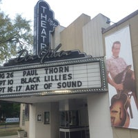 Photo taken at Don Gibson Theatre by Carl H. on 9/6/2016