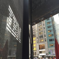 Photo taken at IBM Midtown by Green__deer on 7/6/2015
