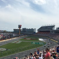 Photo taken at Charlotte Motor Speedway by Craig A. on 5/28/2016