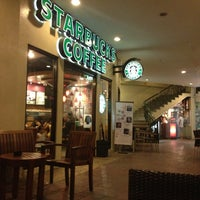 Photo taken at Starbucks Coffee by Lucky Andrew D. on 3/9/2013