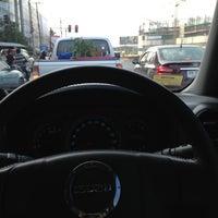 Photo taken at San Dek Intersection by 🎀Kwan K. on 5/11/2013