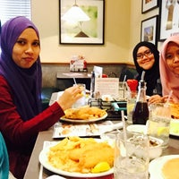 Photo taken at Denny's by Najwa A. on 9/13/2015