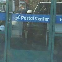 Photo taken at Postal Center by Ed H. on 2/27/2013