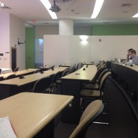 Photo taken at Gillings School of Global Public Health by Jonah M. on 2/22/2014