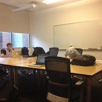 Photo taken at Gillings School of Global Public Health by Jonah M. on 3/3/2014