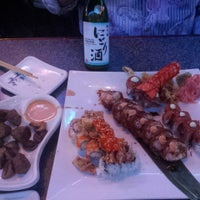 Photo taken at Sushi at The Lake by Robin F. on 4/12/2015