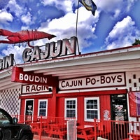Photo taken at Ragin Cajun by Megan H. on 7/22/2013