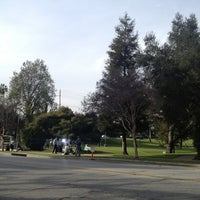 Photo taken at Garfield Park by erin b. on 2/1/2013
