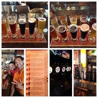 Photo taken at BJ's Restaurant and Brewhouse by Rodrigo C. on 4/21/2013
