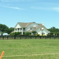 Photo taken at Southfork Ranch by Brandi B. on 6/29/2013