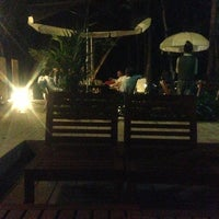 Photo taken at Banrai Jomthong Resort & Camping by Ning W. on 5/22/2013