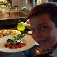 Photo taken at Vincenti Ristorante by Heather S. on 7/3/2015