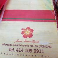 Photo taken at Mercado De Antojitos by Fer G. on 8/21/2016