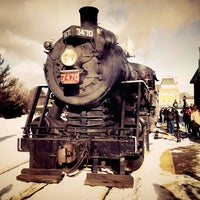 Photo taken at Conway Scenic Railroad by Brian W. on 1/5/2013