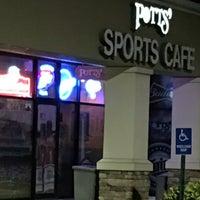 Photo taken at Pott's Sports Cafe by Bob S. on 8/1/2016