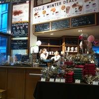 Photo taken at Coffee Fellows by Shoko T. on 12/23/2012