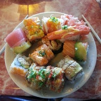 Photo taken at Main Chinese Buffet by Ben W. on 6/28/2013