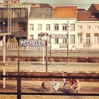 Photo taken at Station Mechelen by Guilherme C. on 8/22/2013