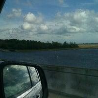 Photo taken at General William B. Westmoreland Bridge by Cynthia A. on 12/26/2012
