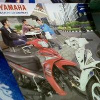 Photo taken at Yamaha Flagship Shop by Nana I. on 7/11/2013