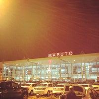 Photo taken at Maputo International Airport (MPM) by Kaysha on 7/1/2013