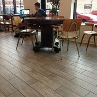 Photo taken at Ch'ava Café by Tony F. on 3/18/2013
