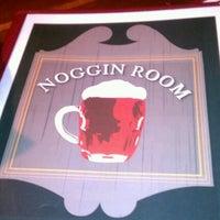 Photo taken at The Noggin Room Pub by James E. on 1/19/2013