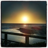 Photo taken at Aliso Beach by Michael F. on 10/12/2013
