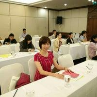 Photo taken at Amora Tapae Hotel Chiangmai by Saowanee W. on 3/17/2016