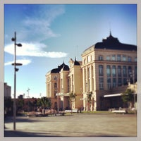 Photo taken at RENFE Estació Lleida - Pirineus by Gonzalo G. on 5/30/2013
