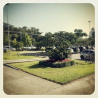 Photo taken at Universidade do Extremo Sul Catarinense - UNESC by Laenio Alex A. on 11/14/2013