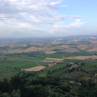 Photo taken at Dei Capitani Hotel Montalcino by Fauzi F. on 6/26/2014
