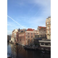Photo taken at Hotel Nes by Anouk V. on 4/14/2015