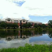Photo taken at Georgia Southern University by Daniel C. on 11/4/2013