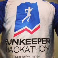 Photo taken at Runkeeper by Thomas B. on 1/30/2014