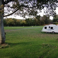 Photo taken at Wolverley Camping and Caravanning Club Site by Susan W. on 10/27/2013